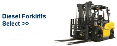 Select Hyundai Diesel Forklifts