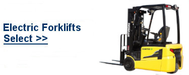 Select Hyundai Electric Forklifts